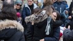 Strage discoteca, a Senigallia il primo funerale: