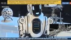 L'abbaglio della tv di Stato: il robot non è ciò che sembra