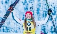 Wierer trionfa nello sprint a Hochfilzen e resta leader