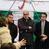 """Pd, Zingaretti: """"Combatto per difendere il partito dalla liquidazione"""". 80 parlamentari..."""