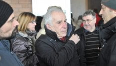 Foggia, polemiche per la pergamena Anpi al fondatore delle Br Renato Curcio: iniziativa annullata