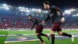 Diretta Olympiacos-Milan 0-0· Lazio ko in casa con Eintracht: finisce 1-2