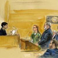 """La """"spia"""" russa Maria Butina si è dichiarata colpevole di aver cospirato contro gli Stati..."""