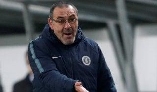 Europa League, sorteggio: incubo Chelsea per la Lazio. Per Inter e Napoli pericolo Shakhtar