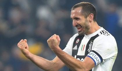 Chiellini: ''Il Torino mi è simpatico, tranne che nel derby''