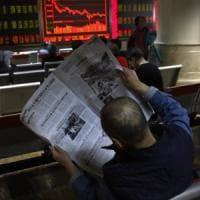 Frena l'economia cinese: male vendite al dettaglio e industria. Sale la pressione per un...