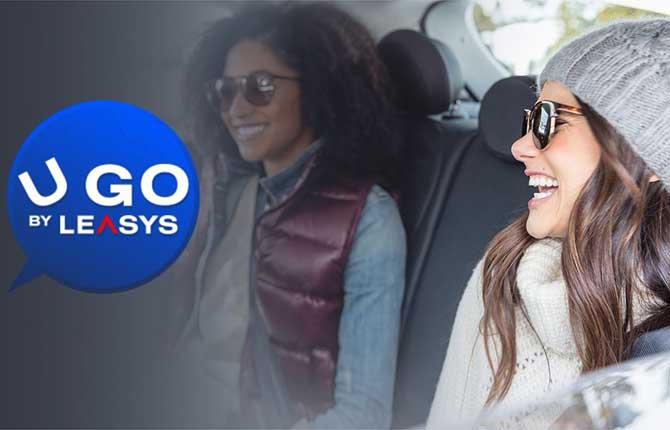 U-Go by Leasys, così l'auto si condivide