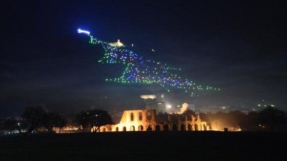Gubbio, a Natale dà ancor più spettacolo