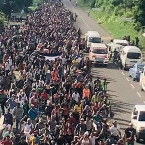 Messico, le carovane dei migranti centroamericani raggiungono Tijuana: molte le richieste d'asilo e le deportazioni