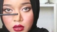 Lultima frontiera del makeup: quel naso è sorprendente