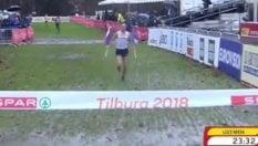Il runner vince ma l'esultanza sul traguardo è un fallimento
