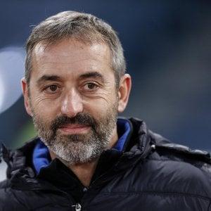 """Sampdoria, Giampaolo: """"Serve continuità di risultati"""""""