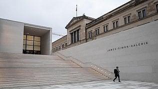 Berlino, svelata la megahall dell'Isola dei Musei foto
