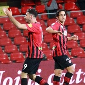 Serie B, Foggia-Cremonese 3-1: i rossoneri ritrovano la vittoria dopo oltre due mesi