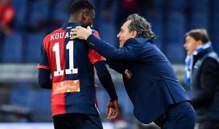 """Genoa, Prandelli: """"Contro la Roma non saremo vittima sacrificale"""""""