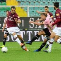 Serie B: il Palermo frena con il Livorno, pari anche per Perugia e Cittadella