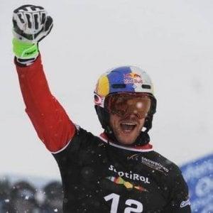 Snowboard, Cdm: Fischnaller trionfa a Cortina, ora è secondo in classifica