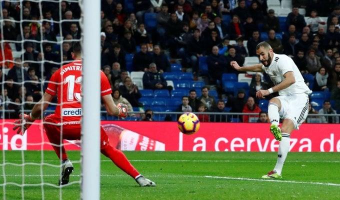 Spagna, il Real si rialza contro il Rayo. L'Atletico passa a Valladolid
