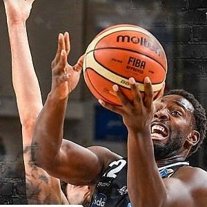 Basket: Hogue e Marble piegano Reggio Emilia, Trento non è più ultima da sola