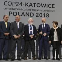 Clima, alla conferenza Onu intesa ma senza ulteriori progressi