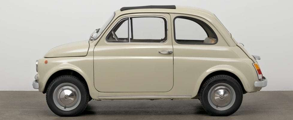 """The Value of Good Design"": la Fiat 500 sbanca il Moma"