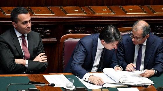 """Manovra, fonti Palazzo Chigi: """"Trovate coperture per 2,04 deficit/Pil ed evitare sanzione Ue"""""""
