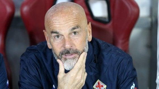 """Fiorentina, Pioli: """"Vittoria importante, ma è presto per parlare di svolta"""". Ma Simeone diventa un caso"""