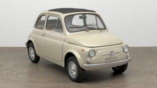 La Fiat 500 sbanca il Moma