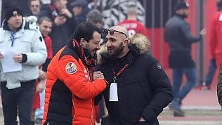 Salvini tra gli ultrà del Milane e incontra il capo tifoso condannato per spaccio