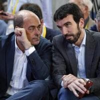 """Pd, Zingaretti: """"Fake news un ritorno Ds. No aiuti ai 5S se c'è la crisi"""""""