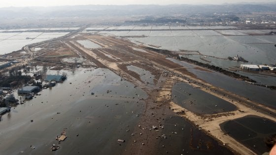 Giappone: a rischio il 60% delle spiagge per l'innalzamento dei mari