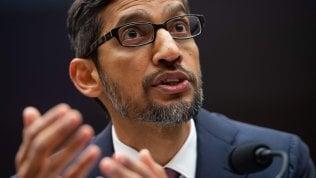 Il ceo di Google, Sundar Pichai: