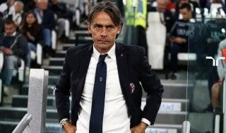 """Bologna, Inzaghi: """"Contro il Milan vogliamo uscire dal momento no"""""""