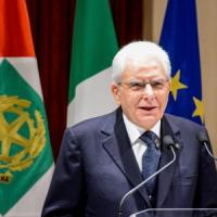 """Mattarella: """"I limiti non offuscano il successo dell'Ue: Unione è  comunità di popoli e..."""