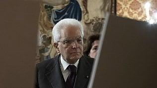 """Mattarella: """"Non c'è sicurezza senza rispetto diritti"""""""