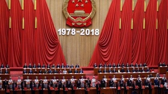Cina, Xi Jinping celebra i 40 anni delle riforme del mercato