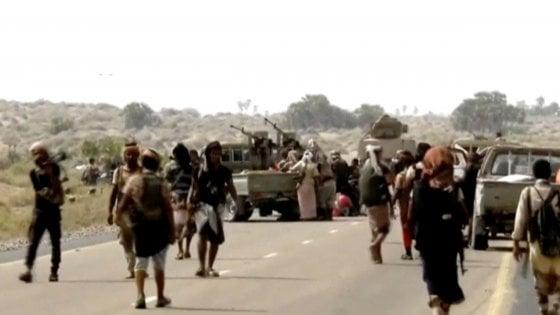 Yemen, la tregua dura pochi minuti: riprendono gli scontri a Hodeida