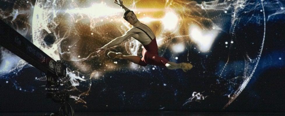 """Roberto Bolle ritorna con uno show dove la danza è un gioco: """"Terremo alta la qualità"""""""