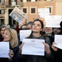 """Editoria, Fnsi : """"Tagli cancellano giornalismo"""". Casellati: """"Istituzioni supportino..."""