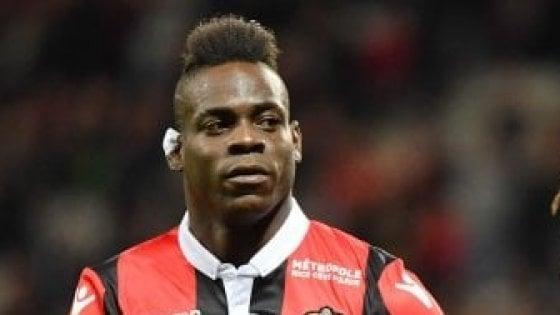 Nizza, pugno duro con Balotelli: Vieira non lo convoca in coppa