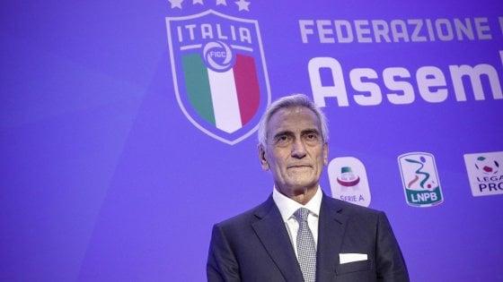 """Figc, Gravina: """"Proroga mercato? Attendiamo decisioni Lega A"""""""