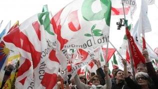 Pd, la sorpresa arriva dall'Umbria: boom di votanti alle primarie