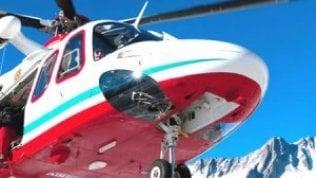 Courmayeur, salvati gli otto sciatori bloccati sulla telecabina