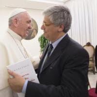 Vaticano, Tornielli alla Comunicazione e Monda all'Osservatore Romano