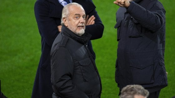 De Laurentiis punta l'Europa League: