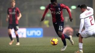 Il Milan fallisce l'allungo Champions: a Bologna è 0-0
