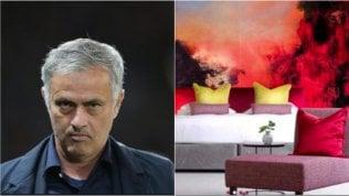 Mourinho lascia la suite: il conto salato dopo più di due anni