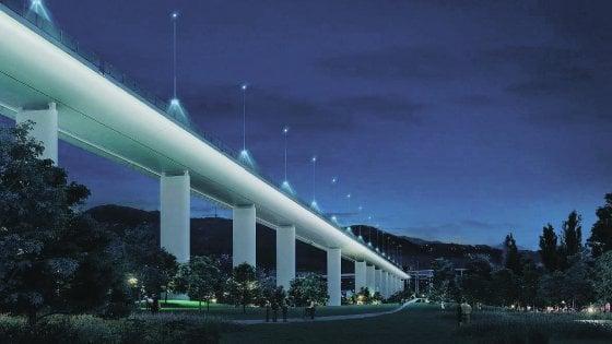 """Ponte Morandi, Toninelli: """"Inaugurazione all'inizio del 2020. Ricorso Aspi? Pensano solo ai soldi"""""""