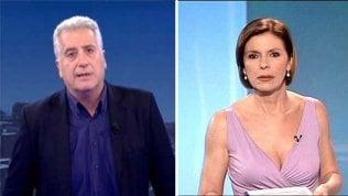"""Mannoni vs Berlinguer: """"Che dite? Andiamo in onda lo stesso?"""""""