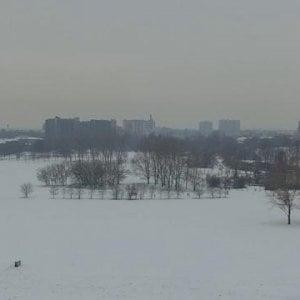 Neve in pianura,  ma è stato l'anno più caldo di sempre in Europa